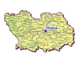 Пензенской области отметили устойчивость
