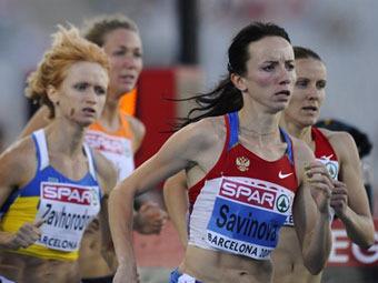 Российскую легкоатлетку лишили медали ЧМ-2005 из-за допинга